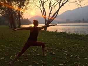 Yoga rivier