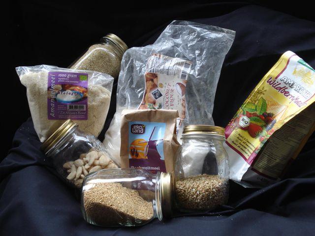 Alternatieven voor tarwe, Foto: RvWest