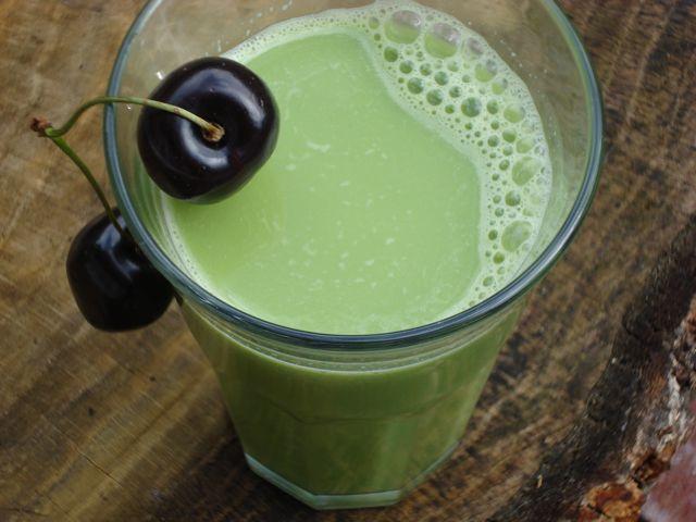 Green smoothie, foto: R. van West