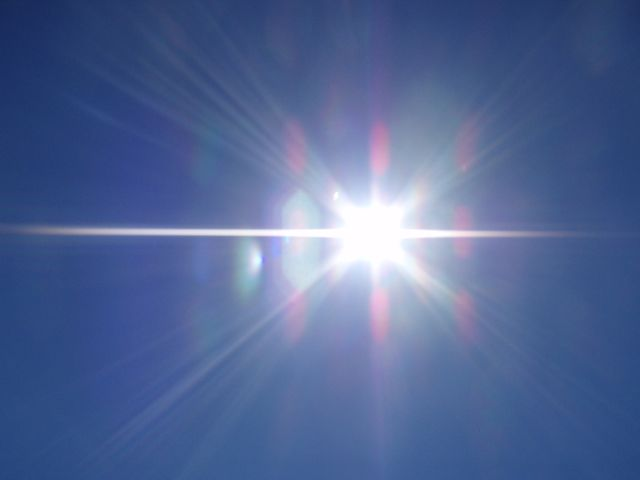 Franse zon, foto: R. van West